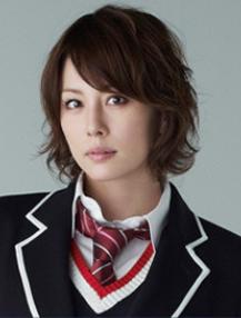 米倉涼子 髪型 2013 パーマ